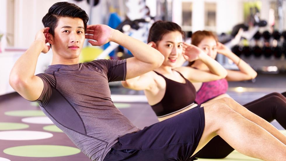 Giảm béo nhờ tập thể dục thể thao hiệu quả