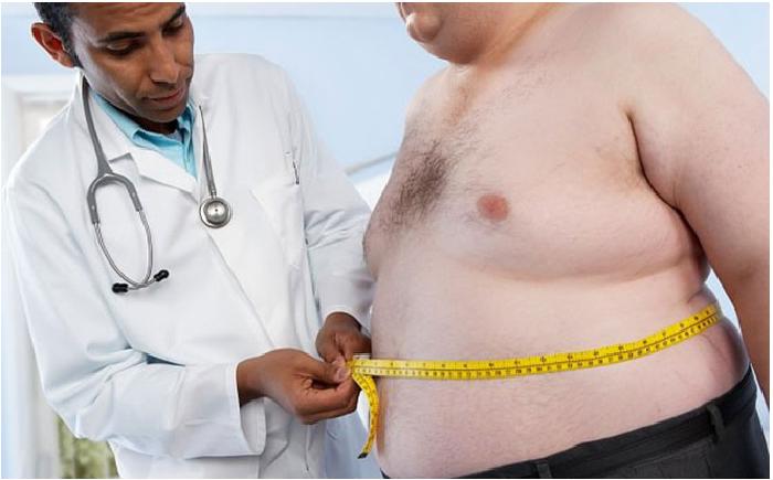 béo bụng là nỗi lo không chỉ dân văn phòng