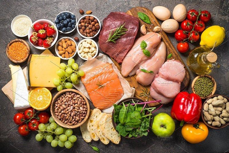Giảm béo bằng phương pháp ăn kiêng